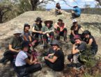 Inaburra School's camps and outdoor education
