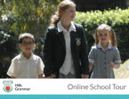 Log in for a new learning journey with Hills Grammar