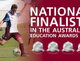 John Paul College in the running for National Education Awards