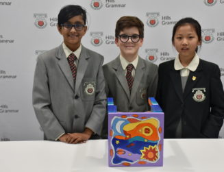 Hills Grammar's SEAT Project for charity