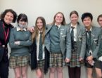 Year 11 ELTHAM College students participate in Model United Nations