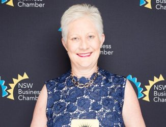 Pymble Ladies' College Principal named NSW Business Leader of the Year